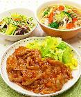 夕食食材宅配サービスの「ヨシケイ」ポークバーベキュー